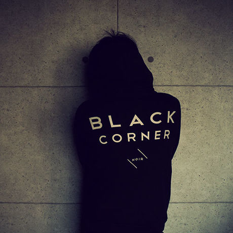 BLACKORDER 『ORDER 023』PARKA-CLOSER-SUMIKURO