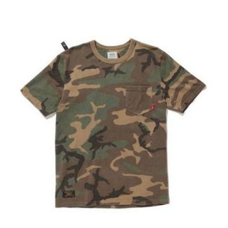 [WTAPS]DESIGN S/S WOOD LAND