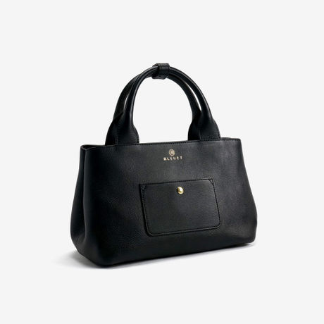 BLEUET SS TOTE BAG / MICHELLE【PIANO BLACK】