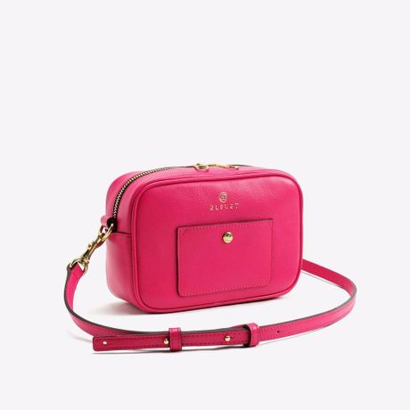 BLEUET ACCESSORY POUCH / BOX【ROUGE PINK】