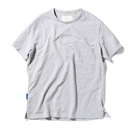 【thisisneverthat】POLKA DOT TEE(GREY)