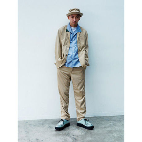 【PHINGERIN】NYLE TROUSERS (BEIGE)