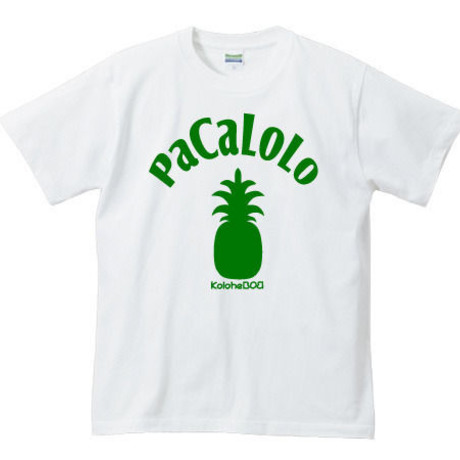 PACALOLO TEE (G/WH) [BB-010]