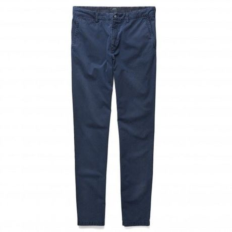 STIG GMT DYED CHINO /Midnight Blue/Legnth30