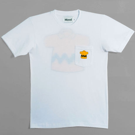 Mood - Browns's Tee (White)