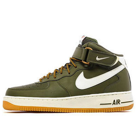 NIKE Air Force 1 Mid '07 - Olive