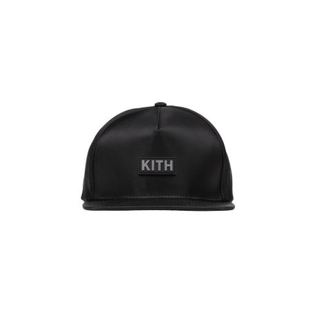 KITH Pinch Crown Hat - Black