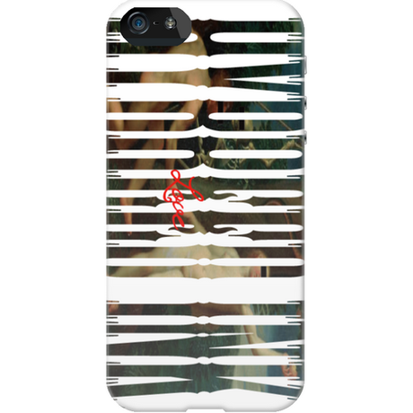 Hybreed ink. iPhone5/5s case White