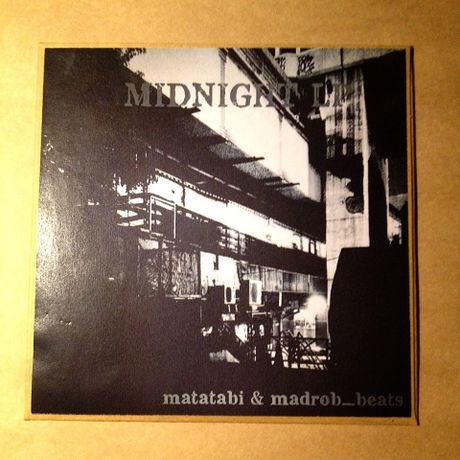 matatabi & madrob - midnight LP (CDR)