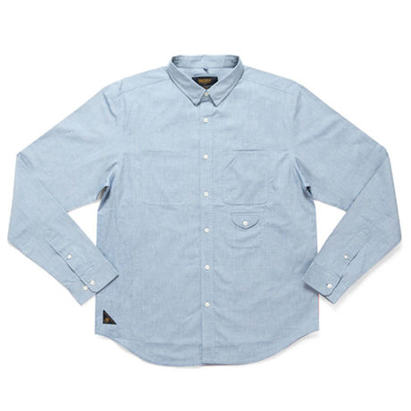【10Deep / テンディープ】Red Tail Work Shirt