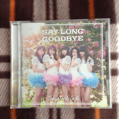 東京女子流  Say long goodbye