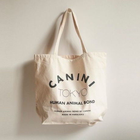 CANIN-TOKYO Tote Bag Lsize
