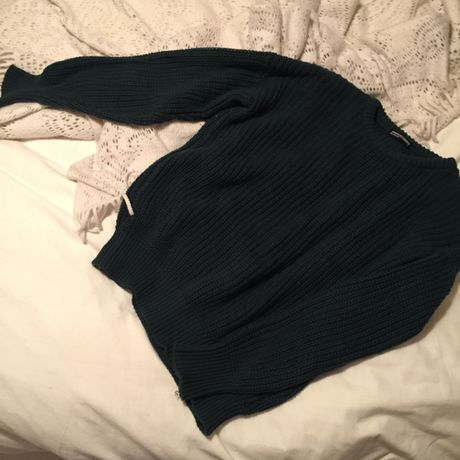 fisherman's sweater
