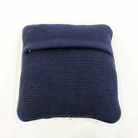 FFIXXED / cushion bag(Navy)
