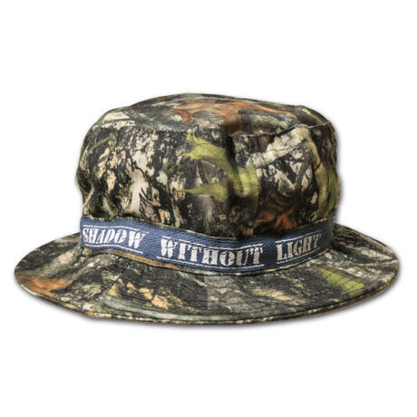 """CFT's """"REAL TREE BUCKET HAT"""""""