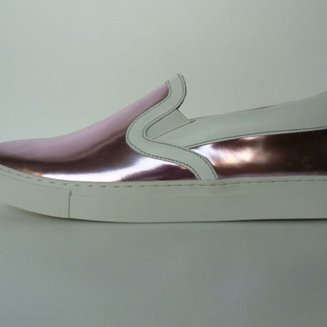 Ladies Slip On Sneaker PIK