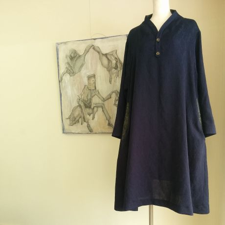 ch./Zoot Dress./navy