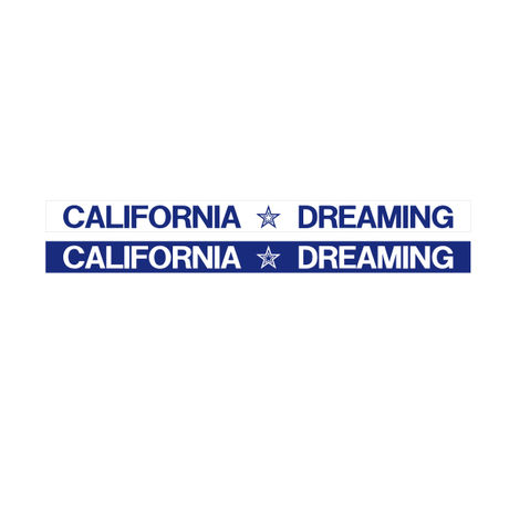 ラバーバンド 【California Dreaming】