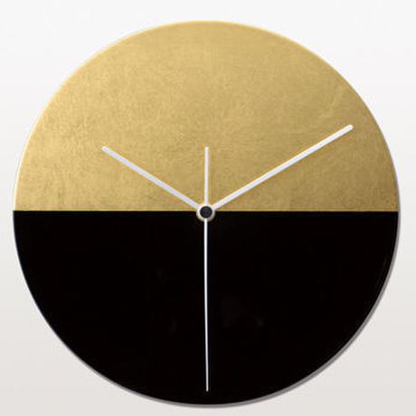 Wall clock Sunako Circle Lock