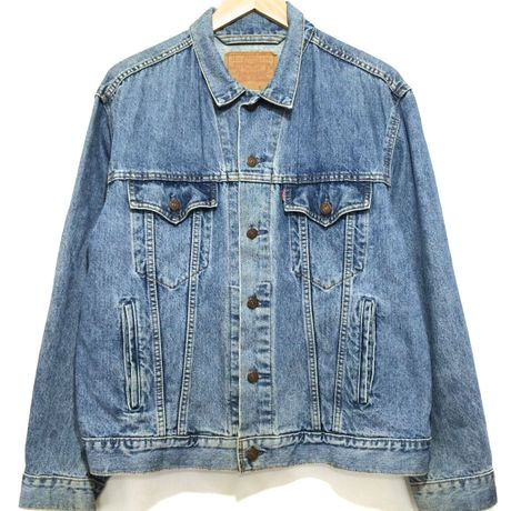 Levi's / lot.501 Denim Trucker Jacket size:-- IDG