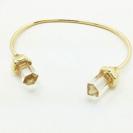 Crystal Stone Bangle