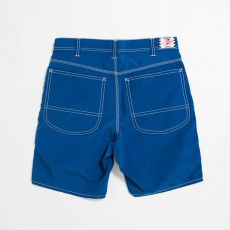 SON OF THE CHEESE/Painter swim shrts/NAVY/サノバチーズ