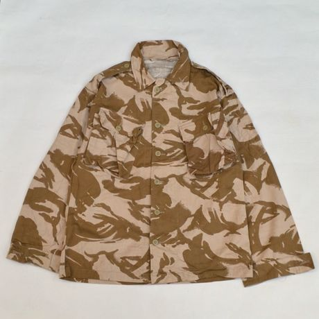 British Army 80s Dead Stock/Field Jacket/British Desert Camo