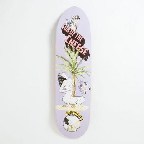SON OF THE CHEESE/DINA DECK BUY ME STAND/PURPLE/サノバチーズ