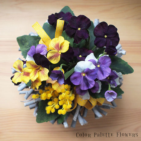 Pansy Mimosa Casquette