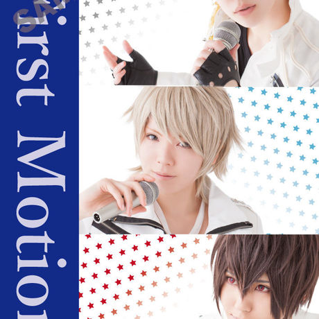 Tokimeki Ent.「First Motion」(Cosplay Photo Collection)