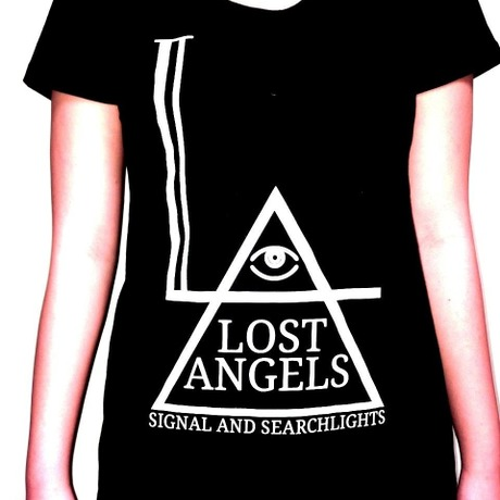 Lost Angels Tee Girls