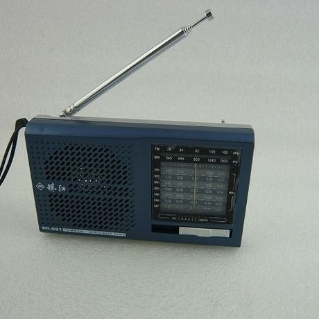 ワイドFM受信可能  WORLD BAND RADIO     ZHW-PR-891
