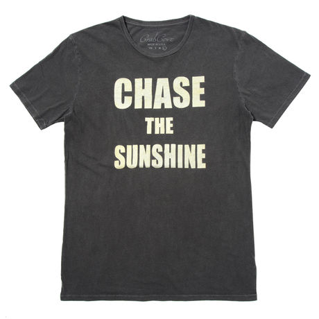 CHASE THE SUNSHINE TEE No.111