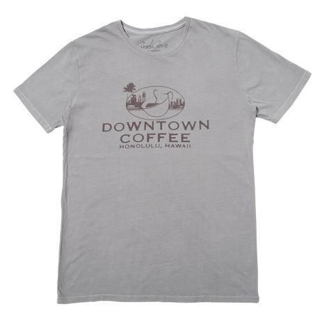 DOWNTOWN COFFEE TEE No.102
