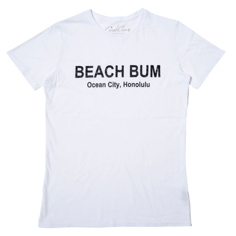 BEACH BUM TEE No.100
