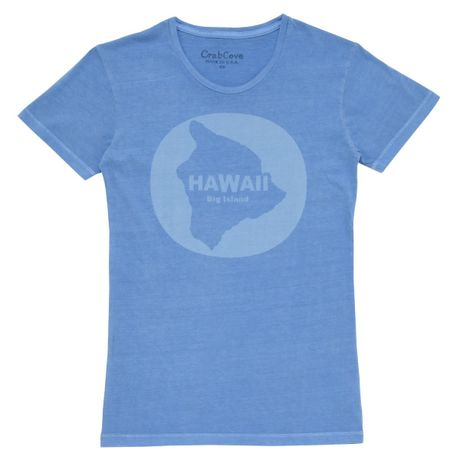 HAWAII MAP TEE