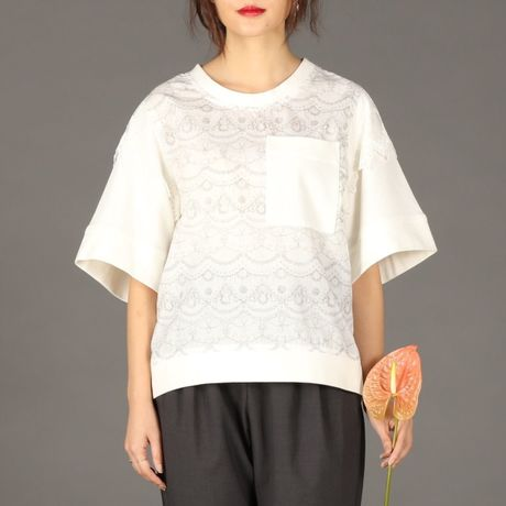 lace-bigpocket-Pullover/white