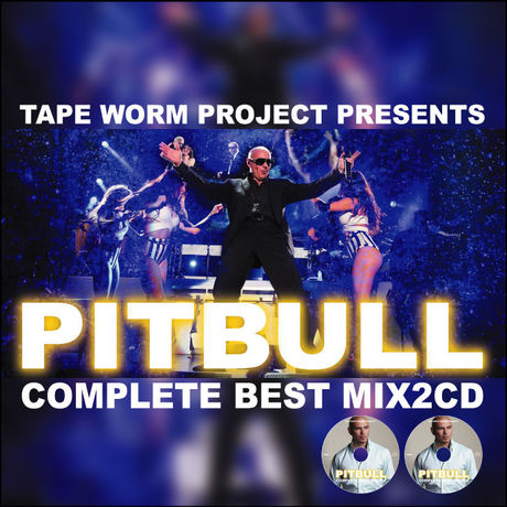 お祭り男・最強ベスト☆Pitbull Complete Best Mix 2CD