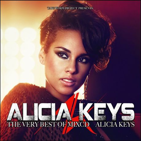 Alicia Keys The Very Best MixCD