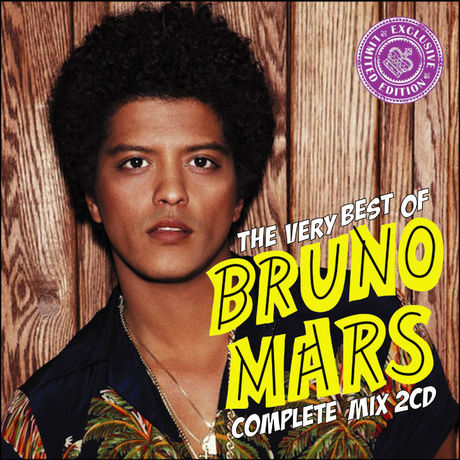 Bruno Mars Complete Best Mix 2CD