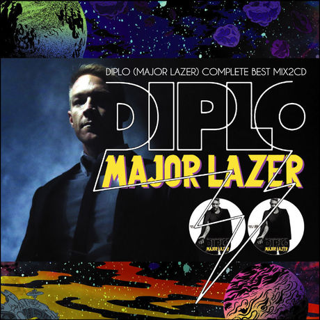 ディプロDiplo (Major Lazer) Complete Best Mix2CD