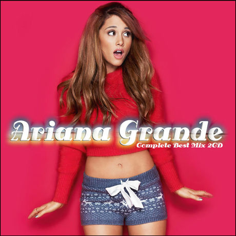Ariana Grande Complete Best Mix 2CD