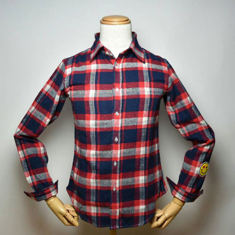 Damiano/flannel shirt