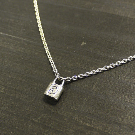 micro padrockchain necklace