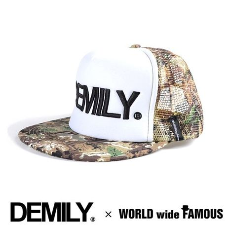 【DEMILY×WORLD Wide FAMOUS】