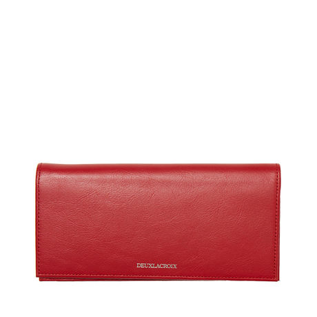 long wallet (red)