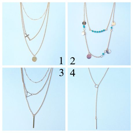 select necklace