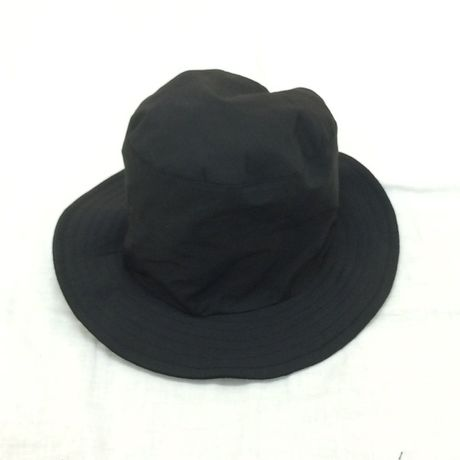 【2015-16 AUTUMN/WINTER COLLECTION】 DROOG HAT / 99 BLACK