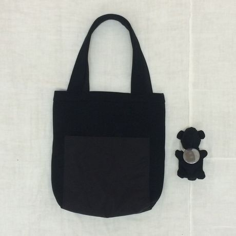 【2015-16 AUTUMN/WINTER COLLECTION】 EVERY DAY TOTE BAG / 99 BLACK