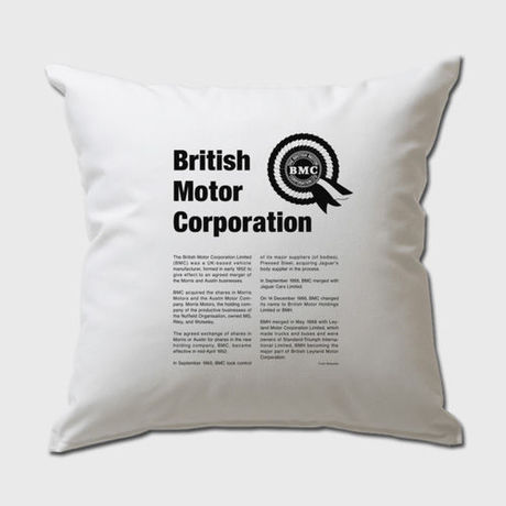 BMC Cushion